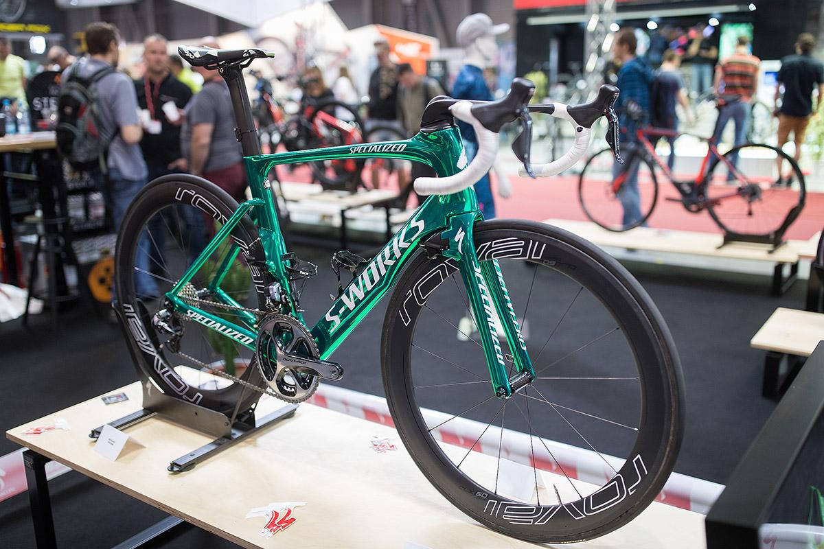 For Bikes 2017 - kolo Petera Sagana