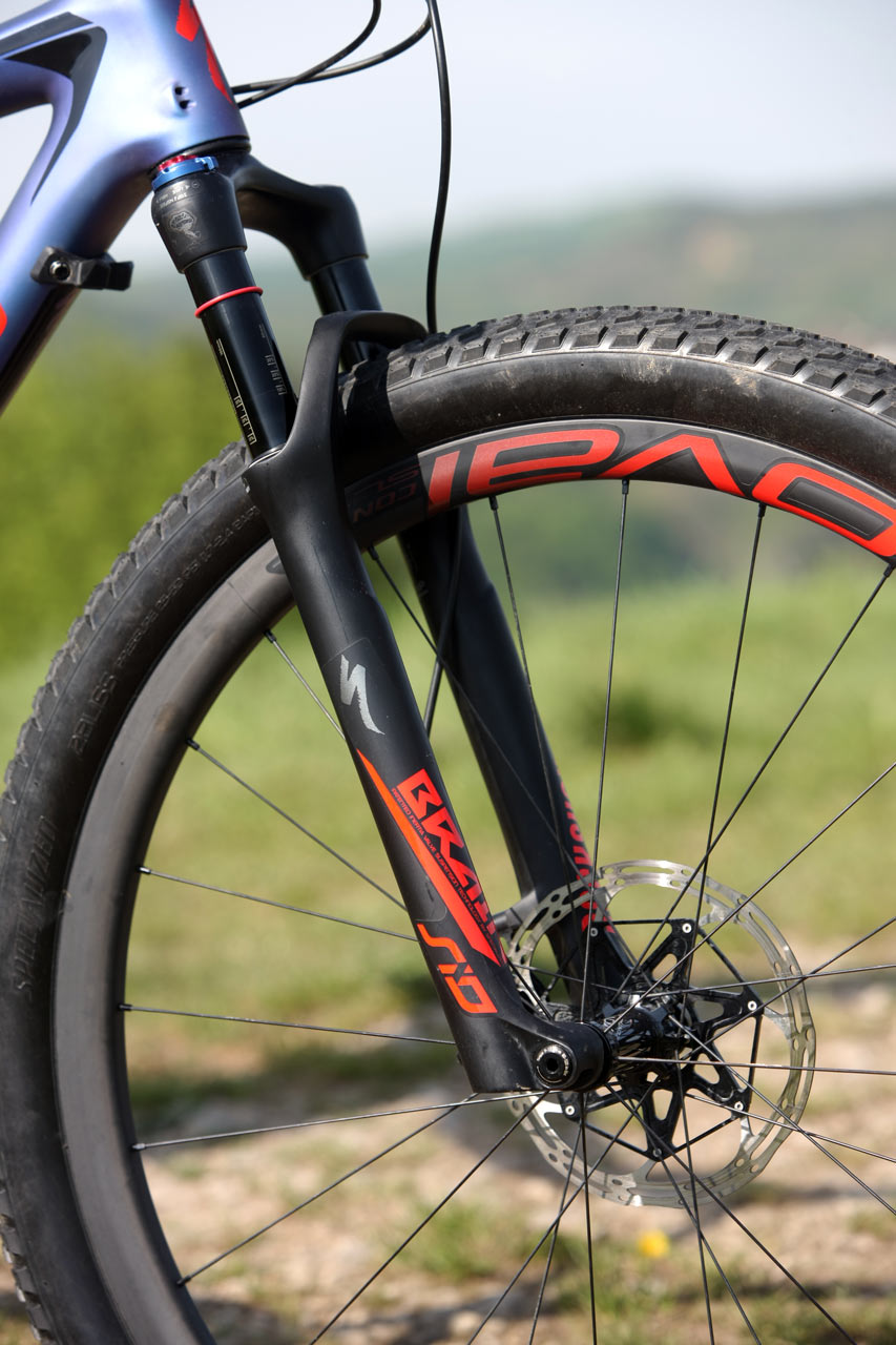 Specialized Epic HT S-Works World Cup Pavla Boudného