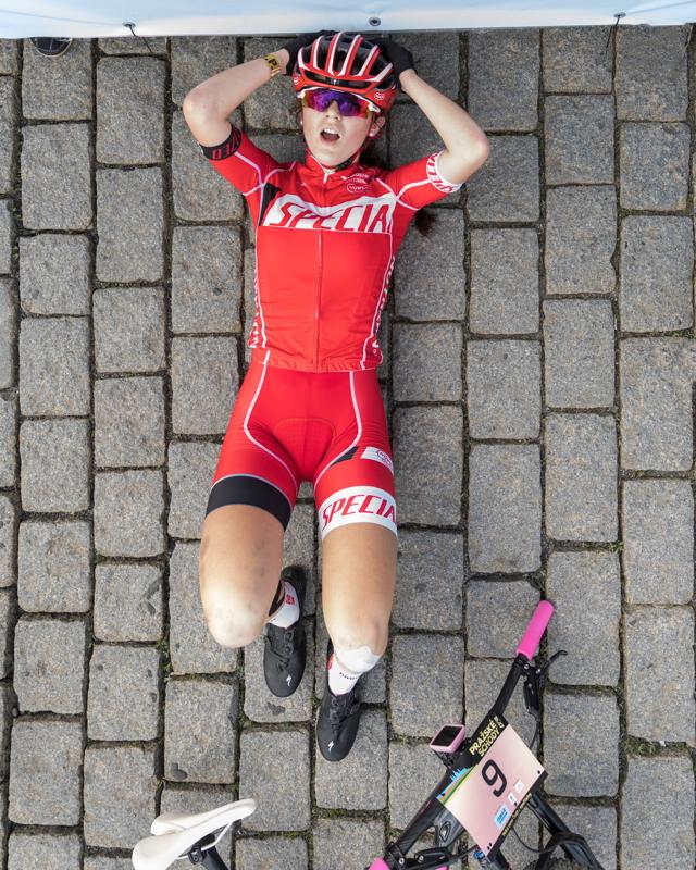 Vyčerpaná Adéla Šafářová
