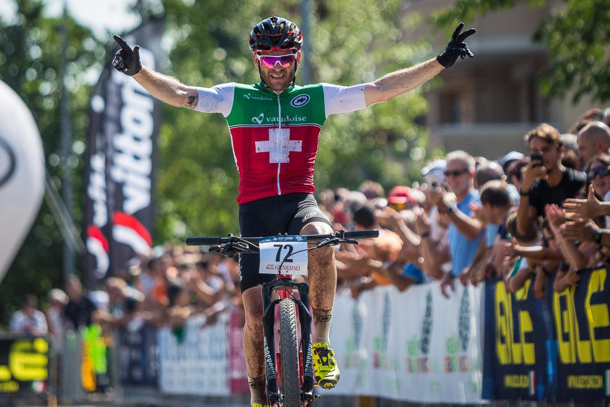 Florian Vogel slaví svůj druhý titul mistra Evropy