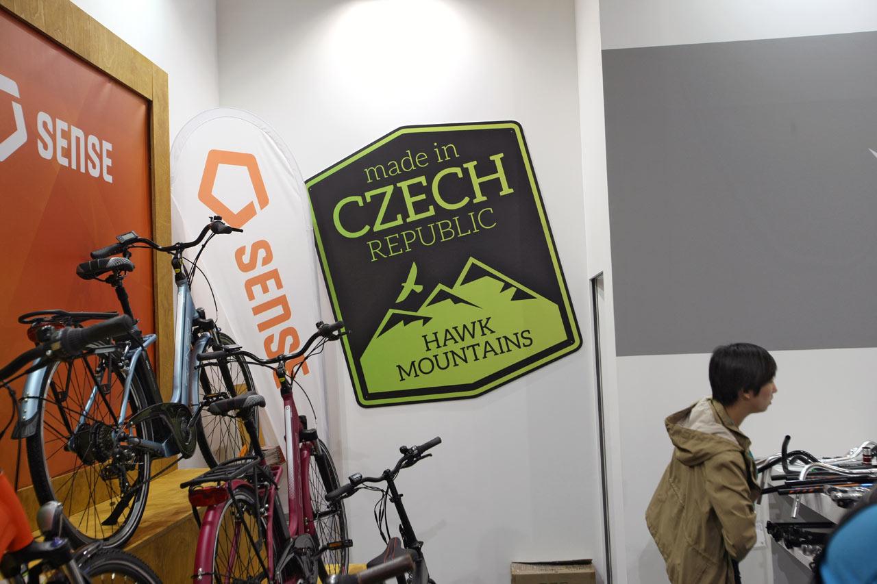 Eurobike 2017 - českoslovanský