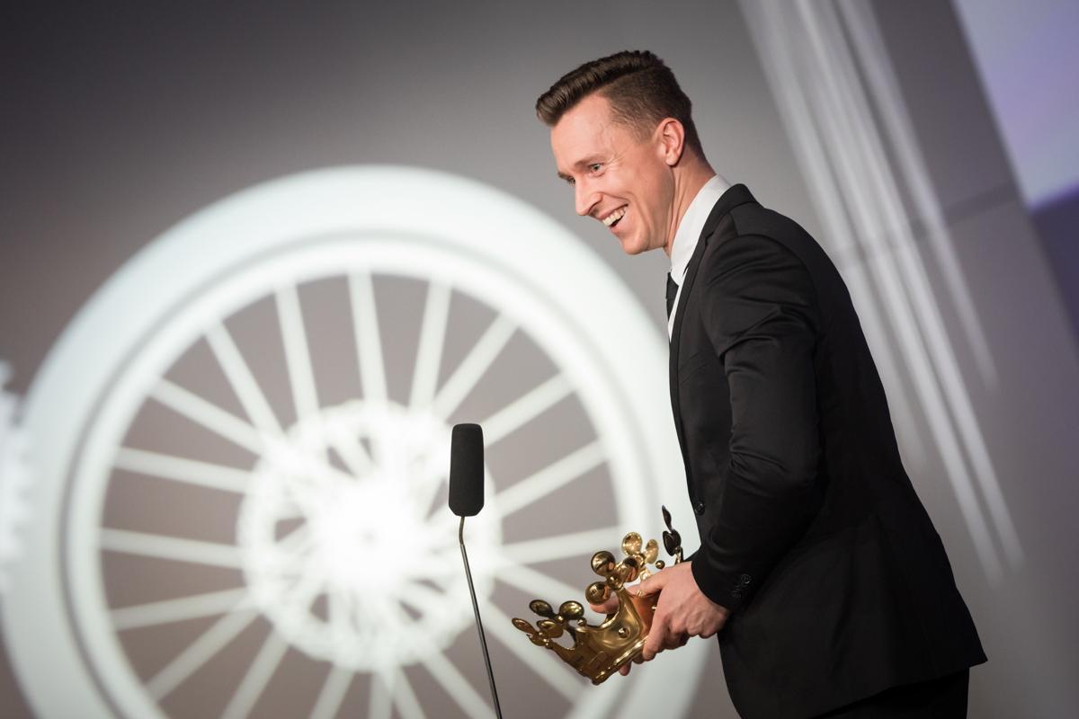 Král cyklistiky Tomáš Bábek
