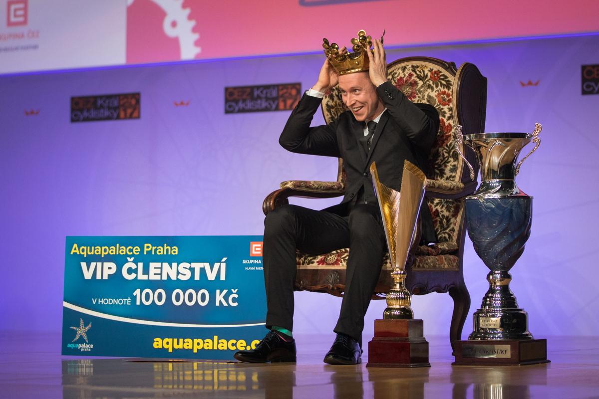 Král cyklistiky 2017 - Tomáš Bábek