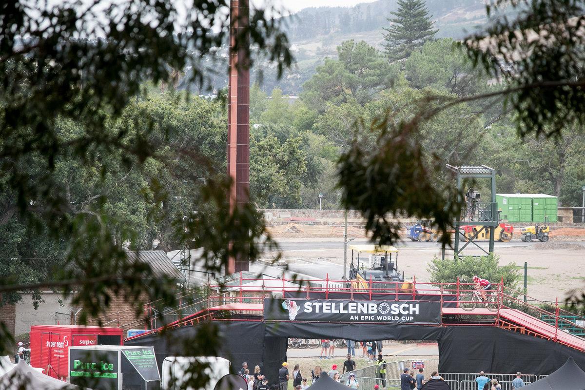 SP XCO #1 - Stellenbosch 2018 - Elite