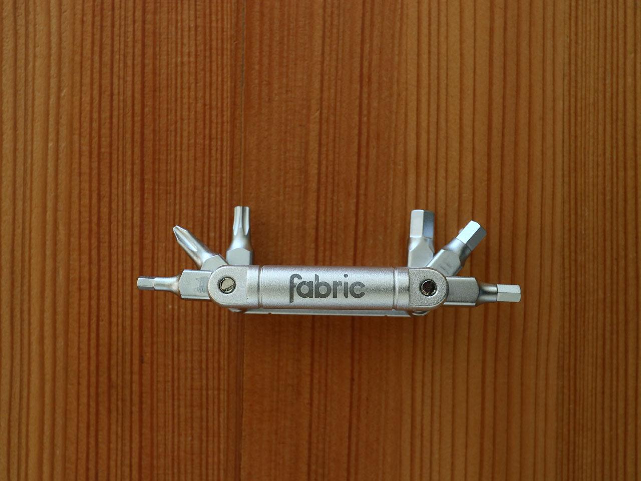 Přehled multiklíčů Fabric