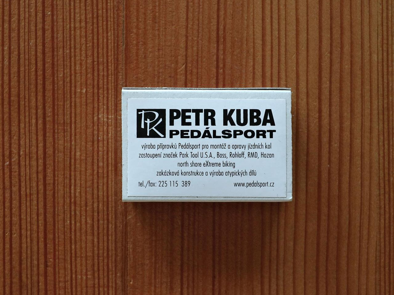 Přehled multiklíčů Pedalsport
