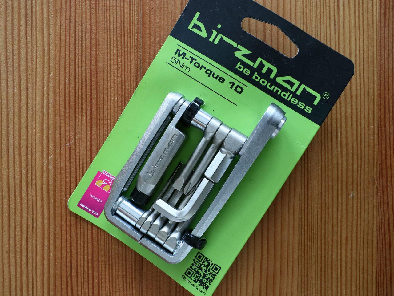 Přehled multiklíčů Birzman