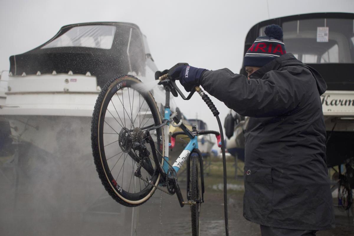 MS cyklokros - Bogense 2019 - čtvrtek