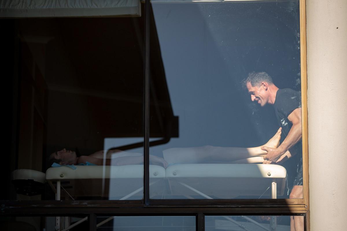 Cape Epic 2019 - český fyzioterapeut Pavel Brynda angažovaný Krossem