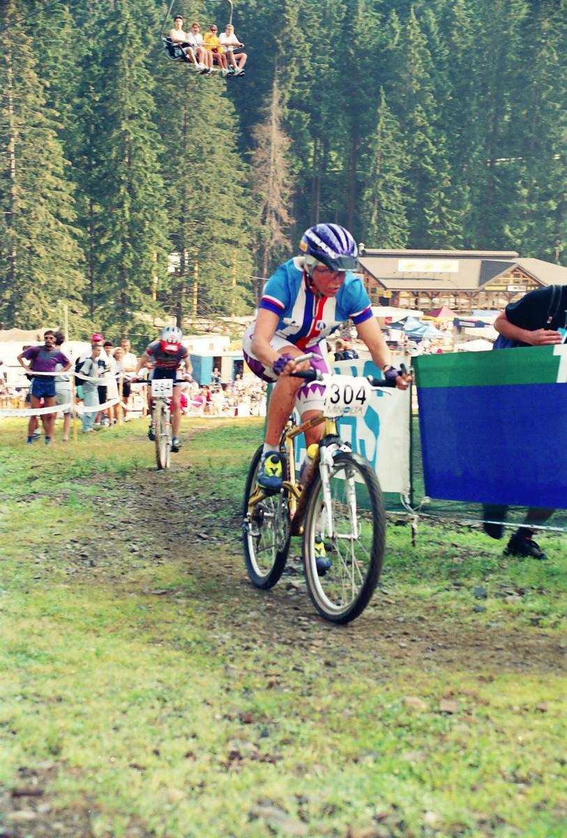 ME Špindl 1995 - Kateřina Neumannová