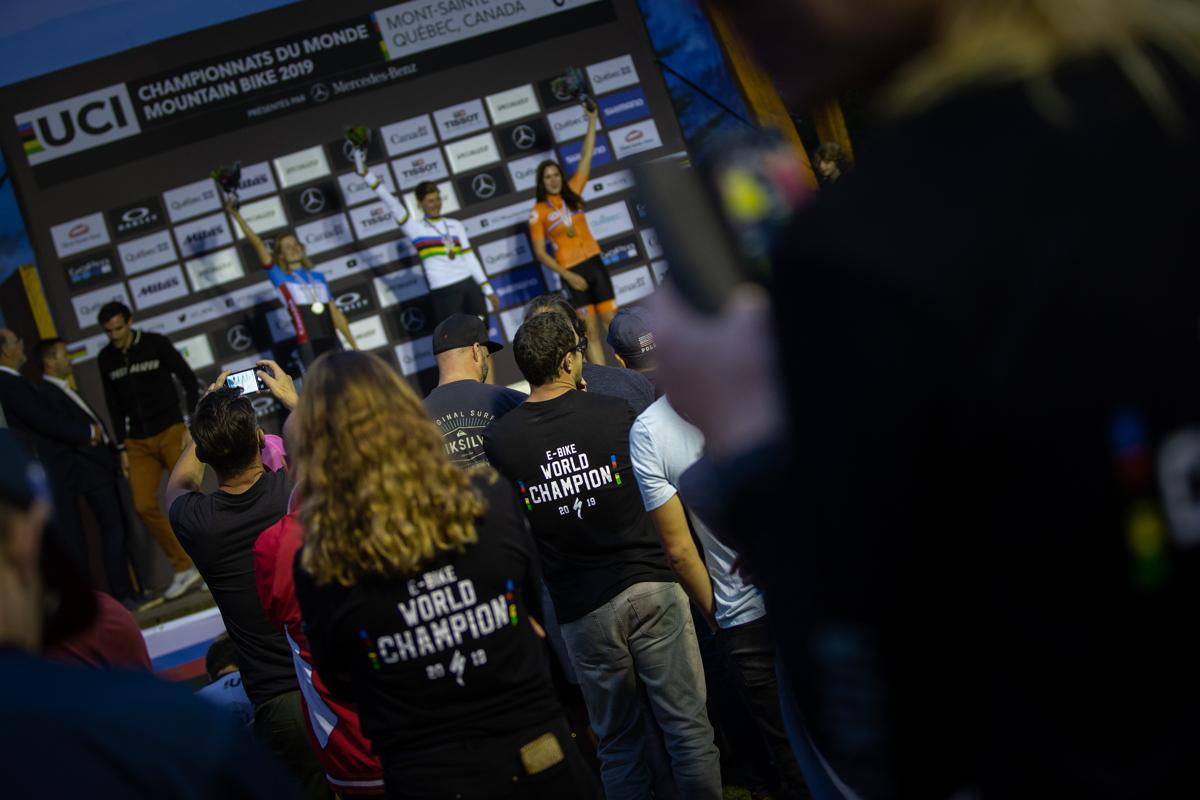 Mistrovství světa EMTB 2019