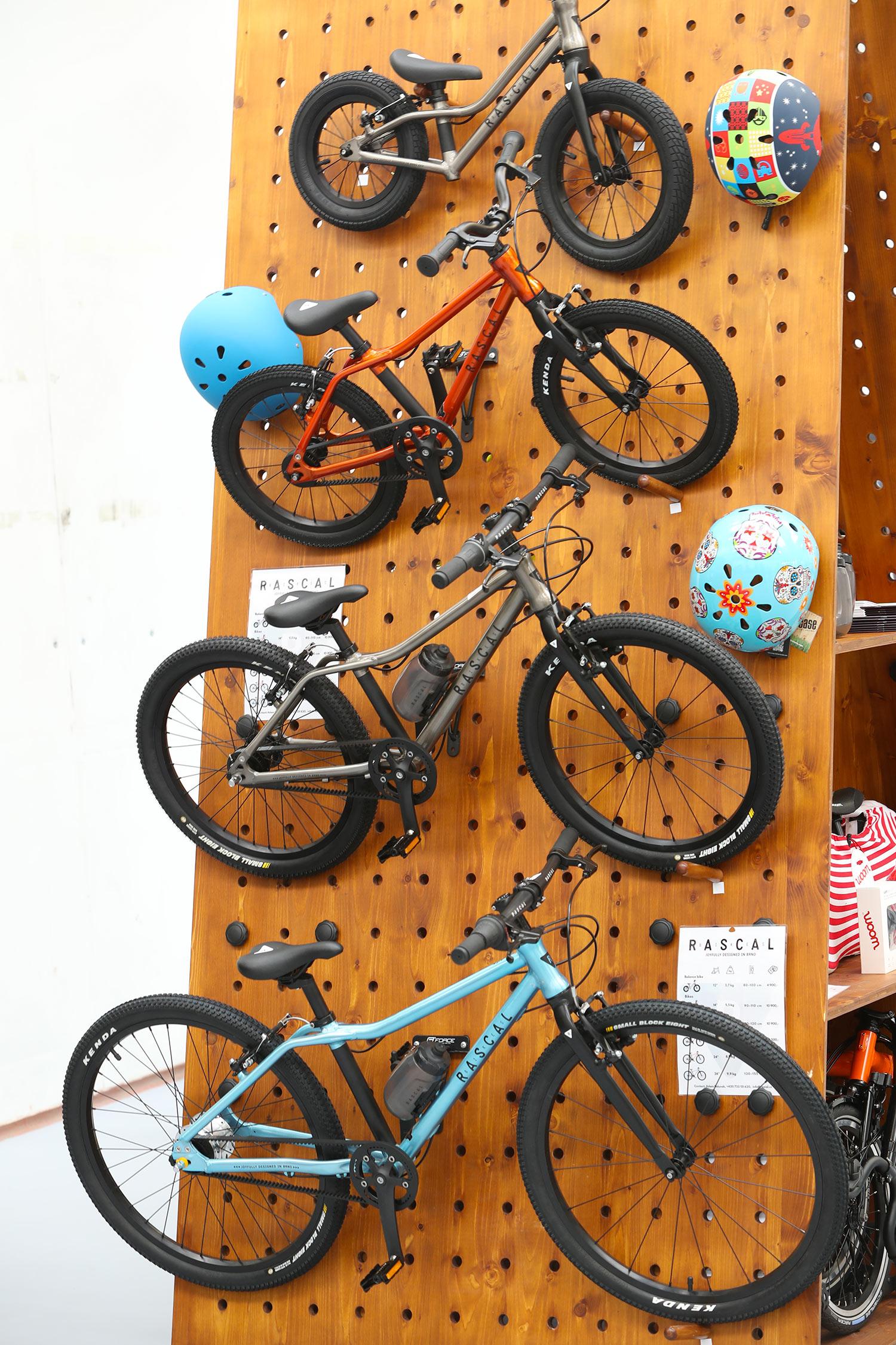Rascal Bikes 2020