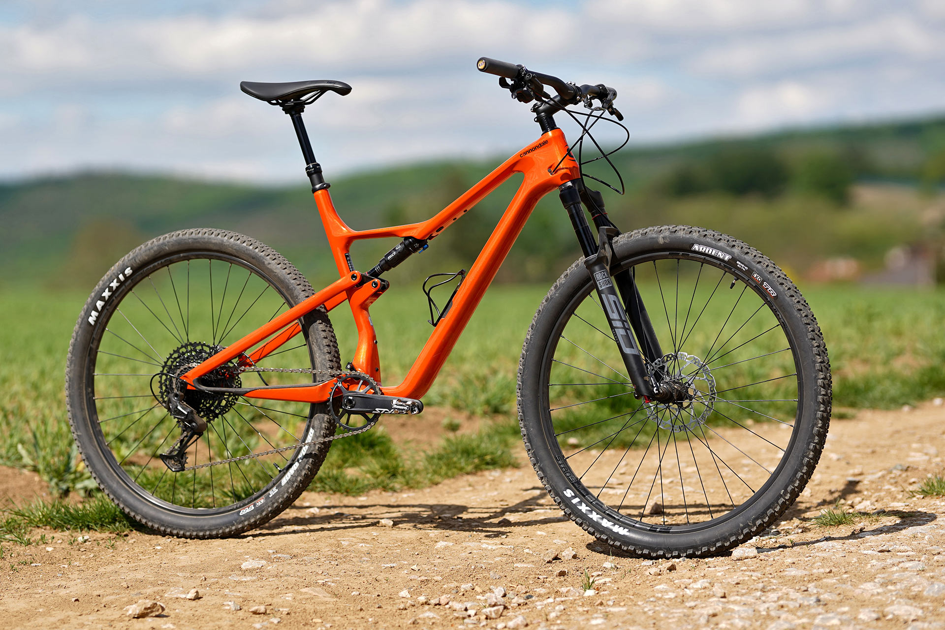 Cannondale Scalpel 2021 first ride