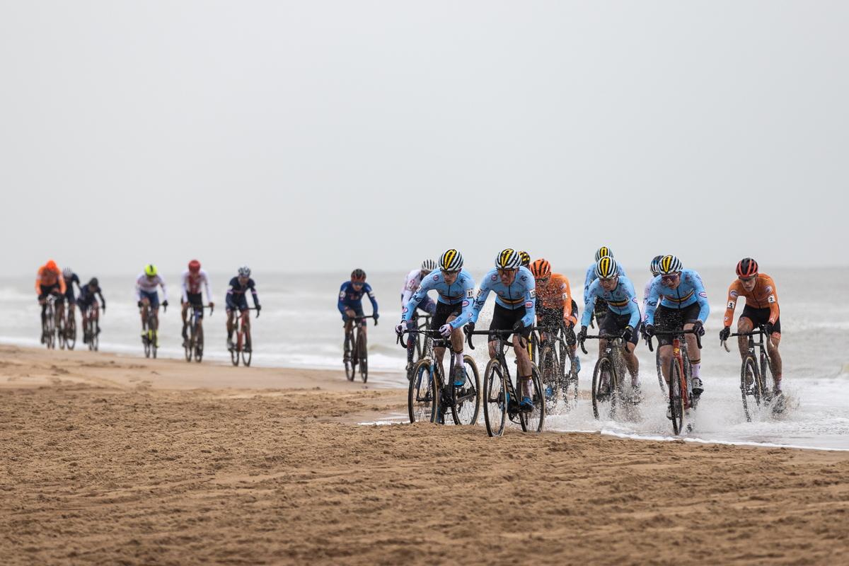 MS Cyklokros MU23 2021: Belgie vs. Holandsko