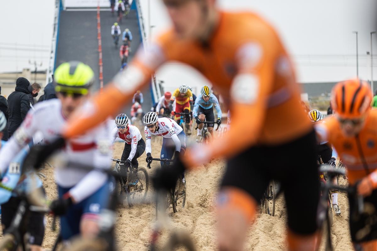 MS Cyklokros 2021 - Muži U23 & ženy Elite