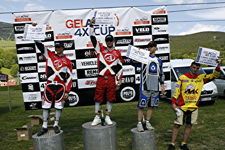 GelActiv 4X Cup 2006 #2 - Stupne Elite