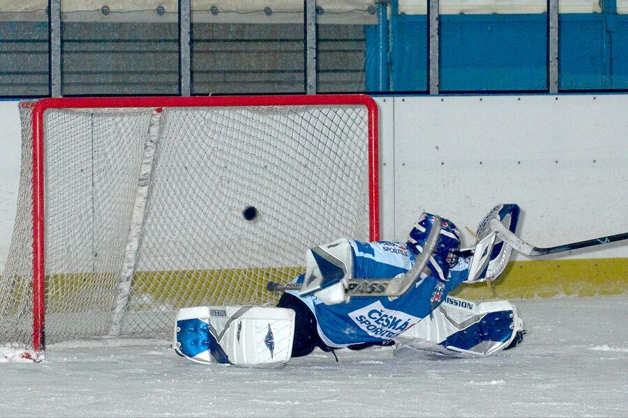 Patrik Zamazal - Cyklistický superpohár 2006 v hokeji, Mor. Třebová