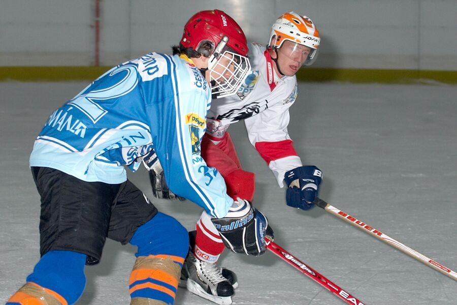 Radim Kořínek - Cyklistický superpohár 2006 v hokeji, Mor. Třebová