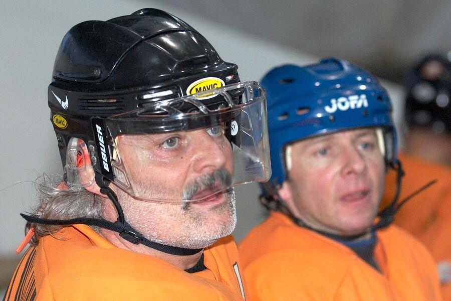 Karel Stárek - Cyklistický superpohár 2006 v hokeji, Mor. Třebová