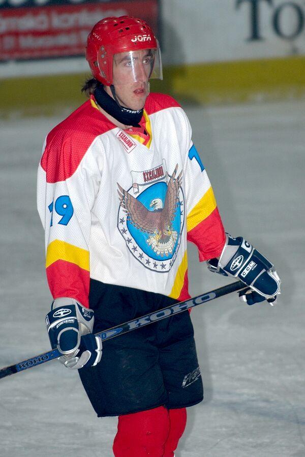 Milan Spěšný (Merida) - Cyklistický superpohár 2006 v hokeji, Mor. Třebová