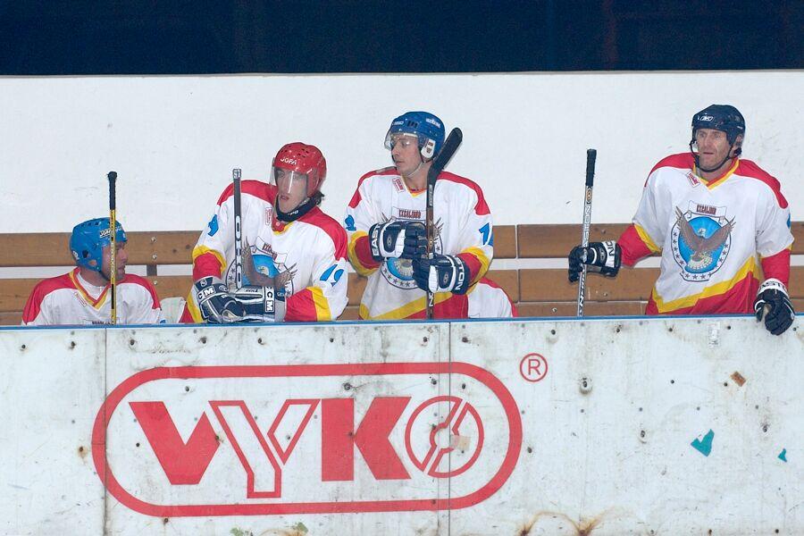 St��da�ka Meridy - Cyklistick� superpoh�r 2006 v hokeji, Mor. T�ebov�