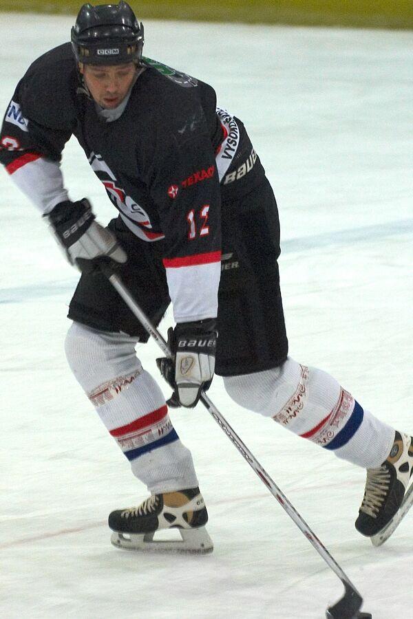 Dukla Praha byla nezvykle urostlá - Cyklistický superpohár 2006 v hokeji, Mor. Třebová