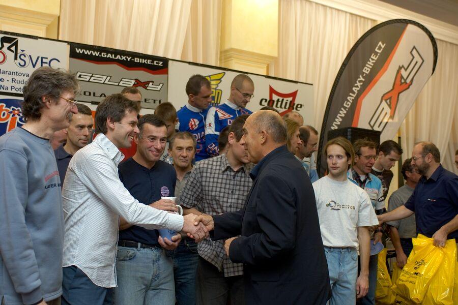 Nej�sp�n�j�� t�my - Vyhl�en� Galaxy Anlen MTB s�rie  a Jiho�esk� amat�rsk� ligy v P�sku, 2006