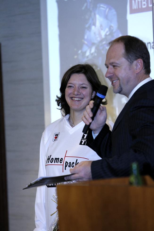 TOP TEN Pelotonu 06 - Jana Horáková se s Václavem Žmolíkem i zasmála
