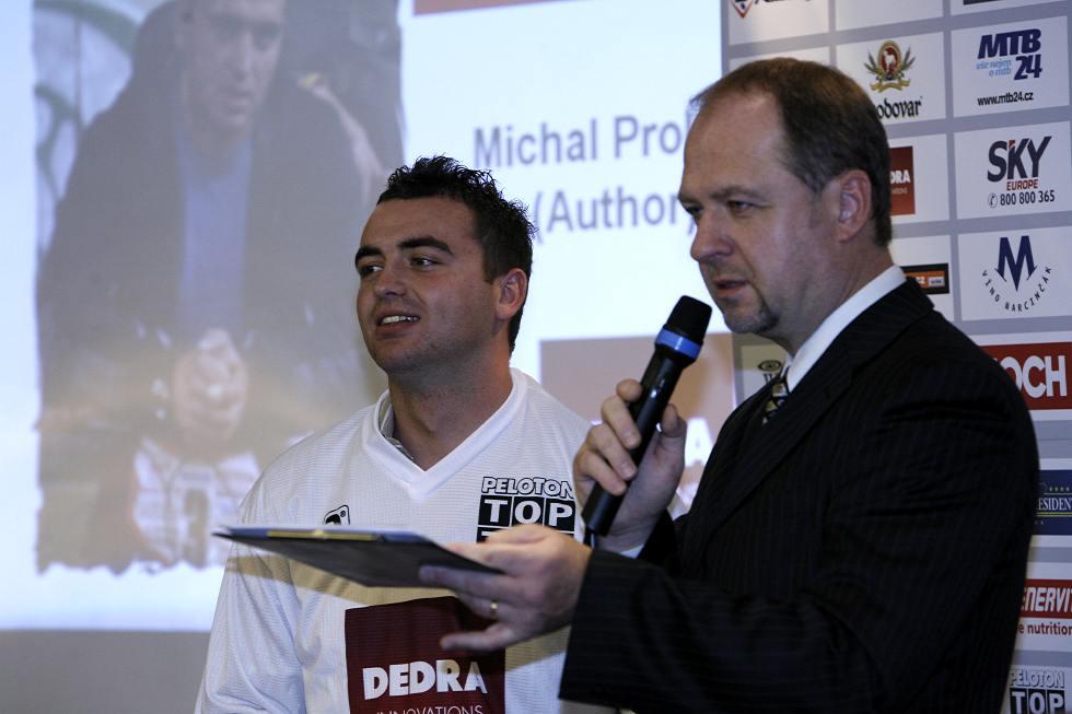TOP TEN Pelotonu 06 - Michal Prokop