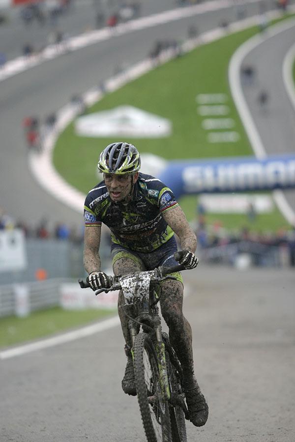 Jose Antonio Hermida Ramos - Jose na trati SP ve Spa 2006