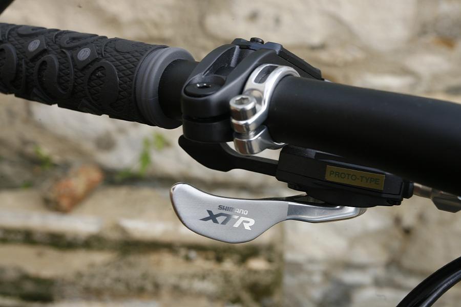 Kypr 4.-5.11.2006 - představení nového kola s XTR
