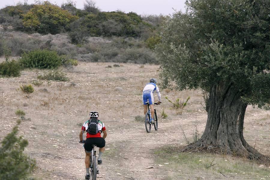 Kypr 4.-5.11.2006 - v�let s p��teli  Bikin' Cyprus