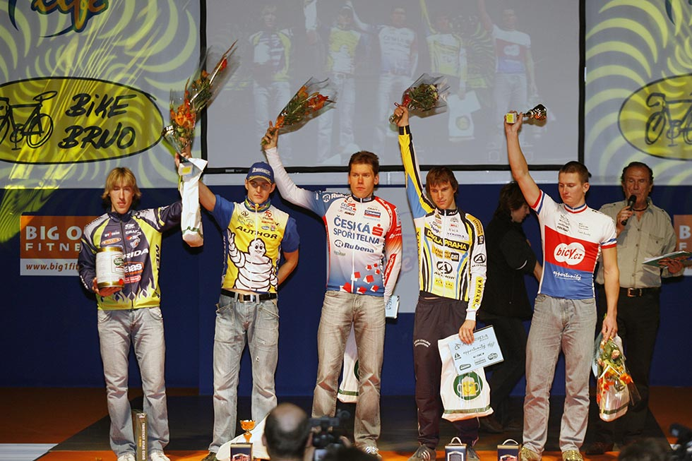 vyhlášení Merida Sport Life Cupu