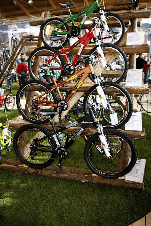 Wheeler 2007 - Eurobike 06