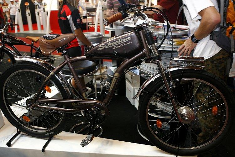 Schwinn 2007 - Eurobike 06