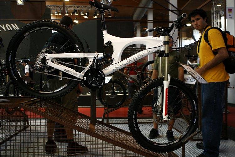 Santa Cruz 2007 - Eurobike 06