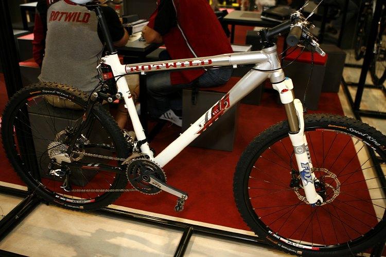 Rotwild 2007 - Eurobike 06