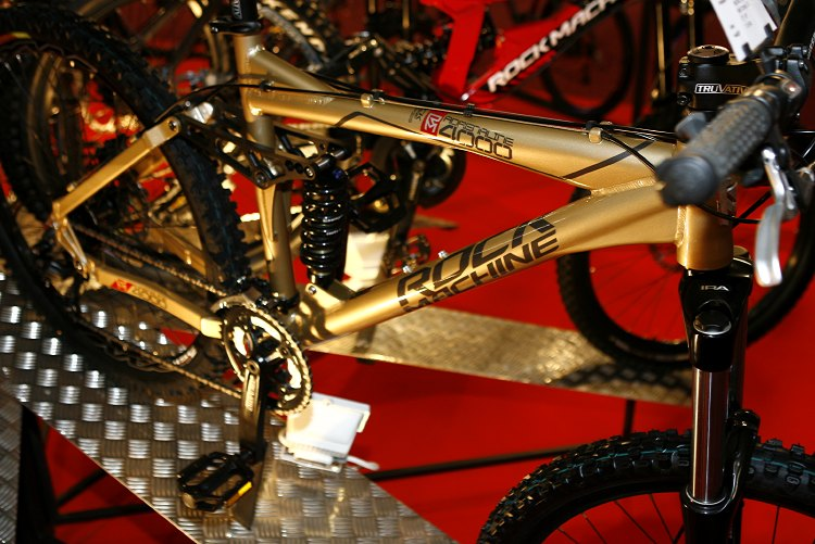 Rock Machine 2007 - Eurobike 06
