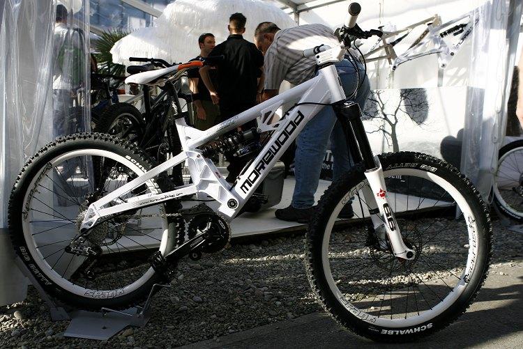 Morewood 2007 - Eurobike 06