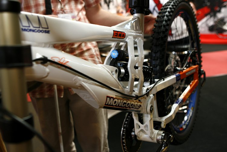 Mongoose 2007 - Eurobike 06
