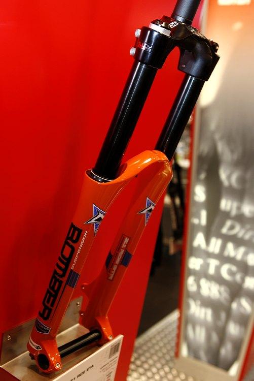 Marzocchi 2007 - Eurobike 06