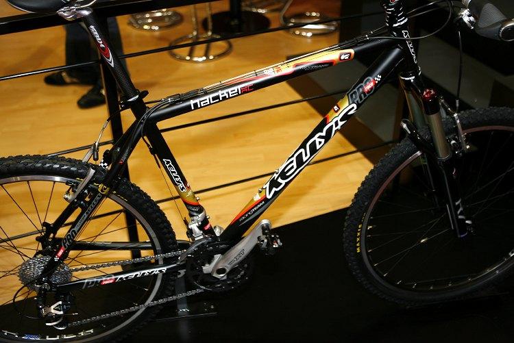 Kellys 2007 - Eurobike 06