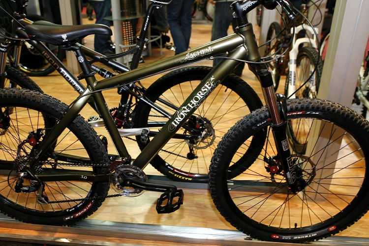 Iron Horse 2007 - Eurobike 06