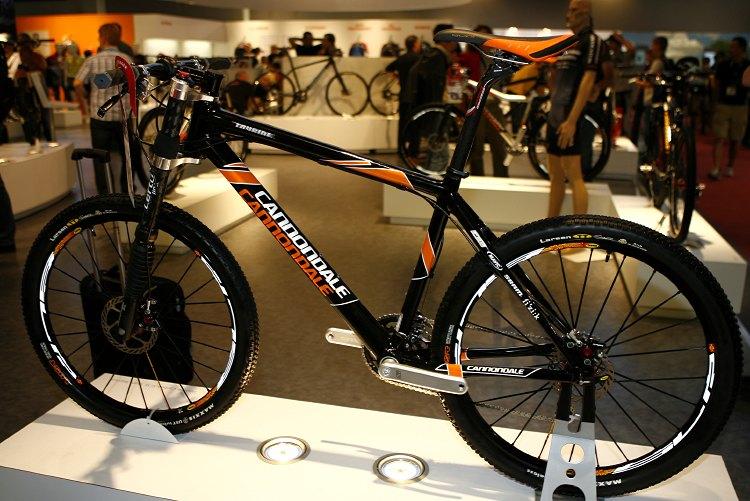 Cannondale 2007 - Eurobike 06