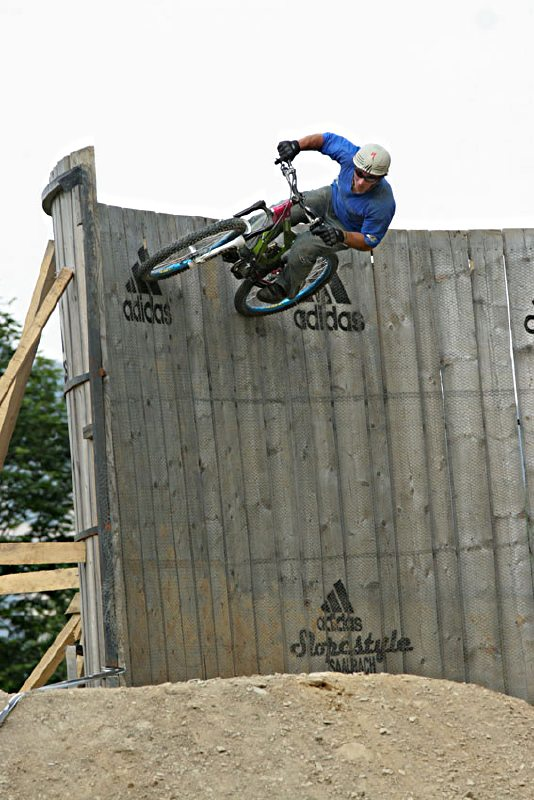 Adidas Slopestyle 2006 - Barrecloth
