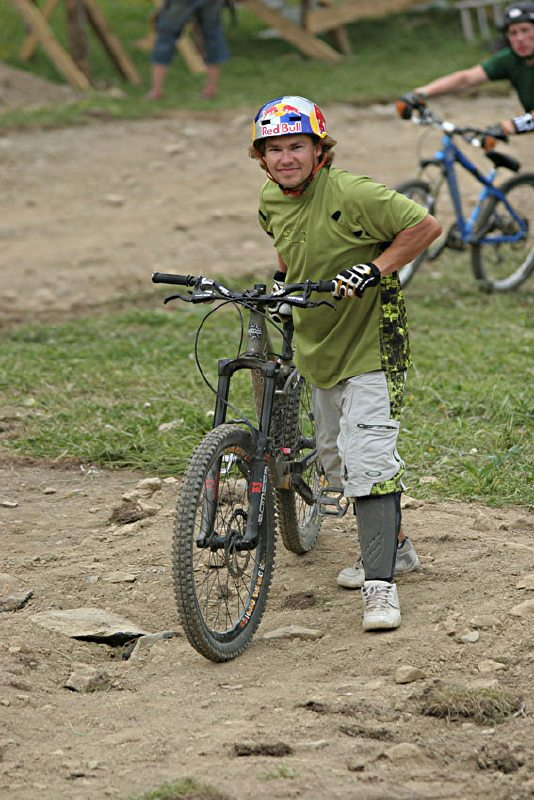 Adidas Slopestyle 2006 - Bourdon