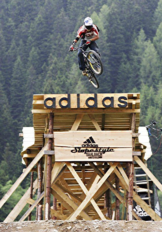 Adidas Slopestyle 2006 - Marosana