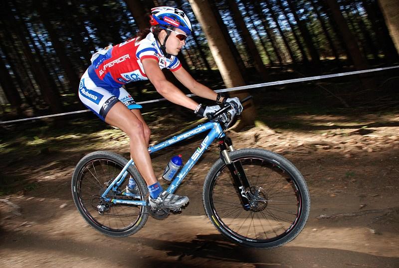 XC Munsingen 07 - Tereza Huříková