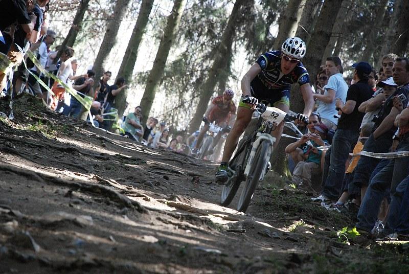 XC Munsingen 07 - Milan Sp�n� (Merida Biking)