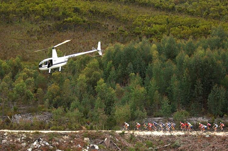 Cape Epic 2007 - 1. etapa, foto: Frank Bodenmüller/MTBSector.com